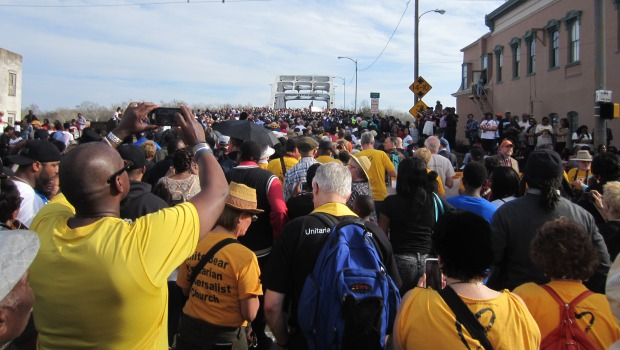 Selma March 2015